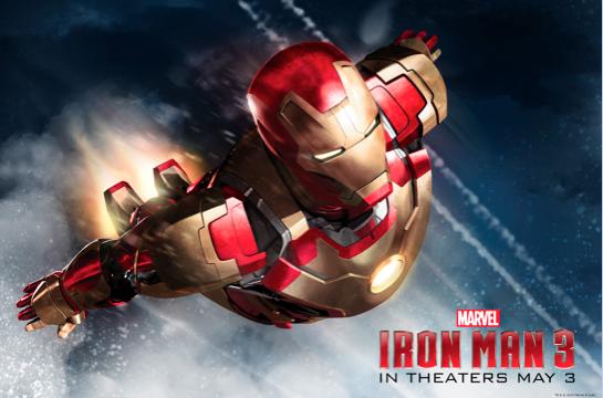 Iron Man 3 - Increase Social Media Engagement - Vionic Blog